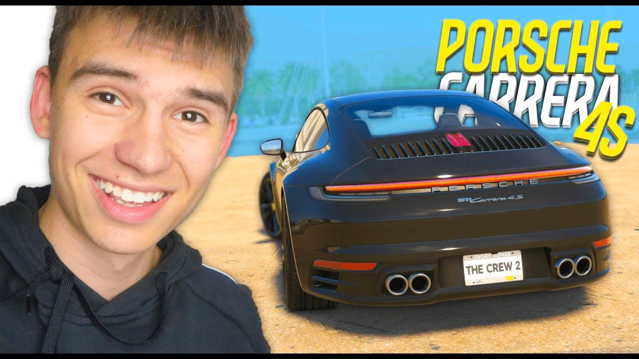 Der *Neue* Porsche 911 Carrera 4s 🚘! | The Crew #42 | Flobby