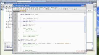 PHP видеоурок. Часть 16