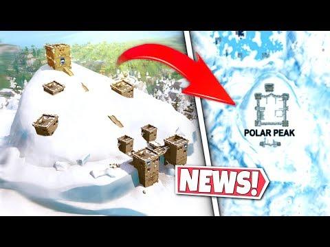*NEWS* POLAR PEAK LOCATION *MELTING* REVEALING NEXT LAYER OF CASTLE! SEASON 7 UPDATE! BR