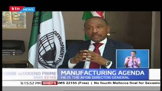 Manufacturing Agenda: Gabriel Negatu shares his expectations #Transform Kenya