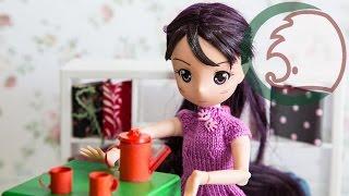 как сделать всякие штучки для кукол