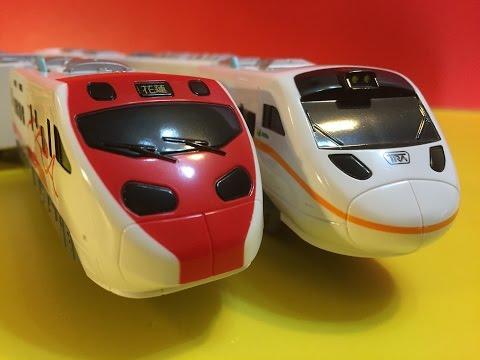 Unbox Plarail PUYUMA AND TAROKO TRAIN SET  (01646 z)