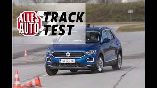 Tracktest: VW T-Roc