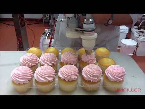 Deco-iSpot - Decorating & Frosting Machine For Cakes