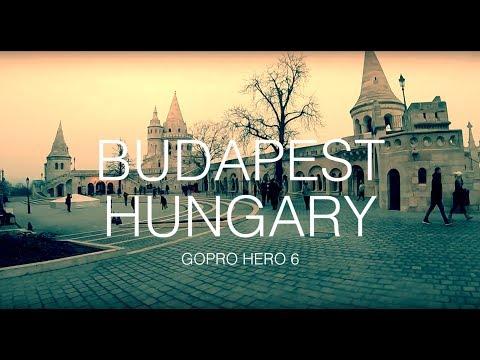 Budapest, Hungary | GoPro Hero 6