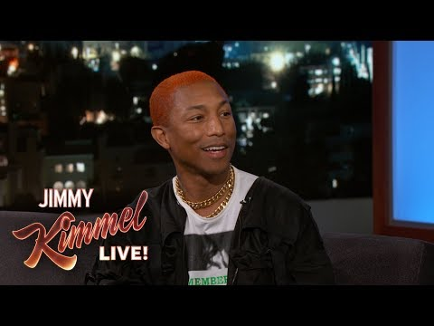 Pharrell Williams on N.E.R.D Reuniting