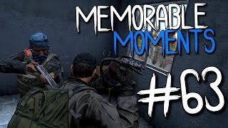 MEMORABLE MOMENTS #63 ( DAYZ STANDALONE )