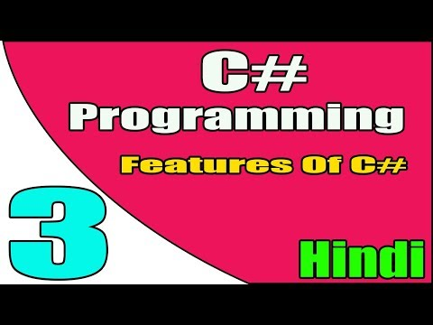 Features of C# Programming Language