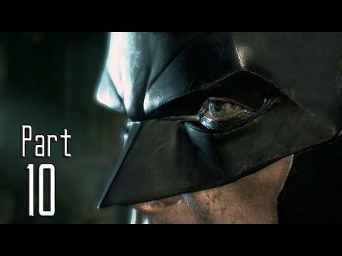 Batman: Arkham Knight - Part 10 (Crushonator / Light School / Intro to Physics)