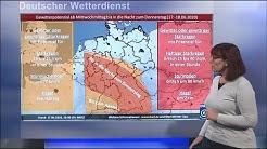 17.06.2020 Unwetterinformation - Deutscher Wetterdienst