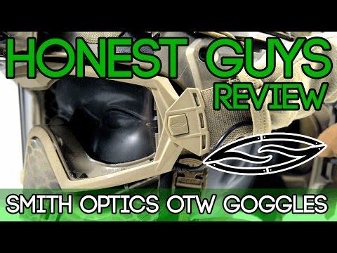 Honest Guys Review - Smith Optics OTW Turbo Fan Goggles
