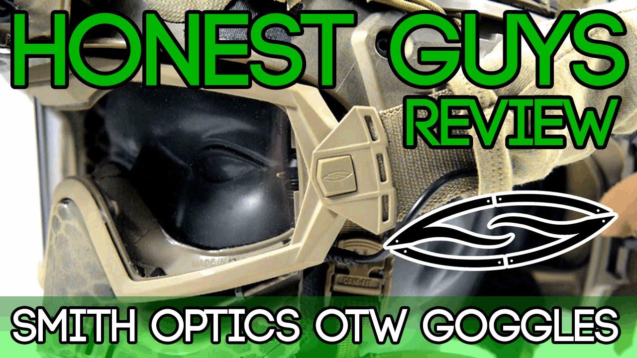 Honest Guys Review Smith Optics Otw Turbo Fan Goggles