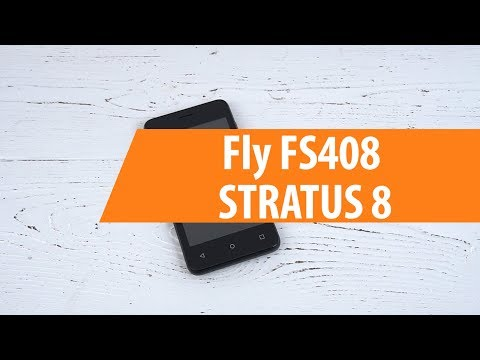Распаковка Fly FS408 STRATUS 8 / Unboxing Fly FS408 STRATUS 8