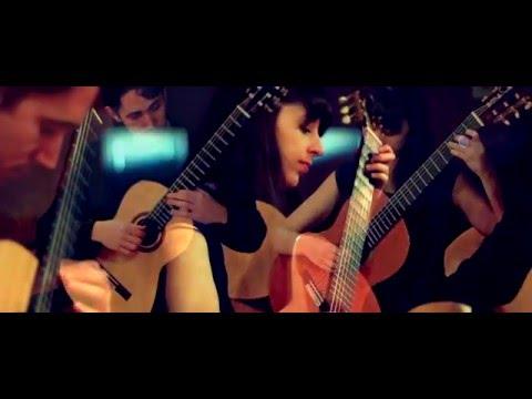 Mediterranean Guitar Quartet - Poem Without Words