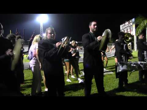 Lakewood Ranch High School and Riverview High School Drum Off 9/9/2016