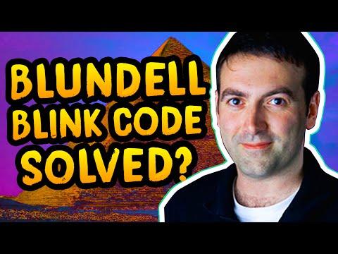 JASON BLUNDELL BLINKING MORSE CODE IN LIGHTNING ROUND?! BO3 Zombies Secret Message Easter Egg