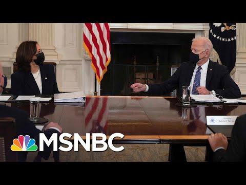 Migrant Surge: Harris Will Lead On Addressing Border Crisis   MSNBC