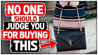 5 rational reasons NO ONE should judge you for buying handbags