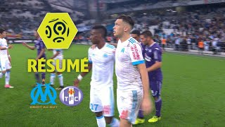 Video Gol Pertandingan Toulouse FC vs Olympique Marseille