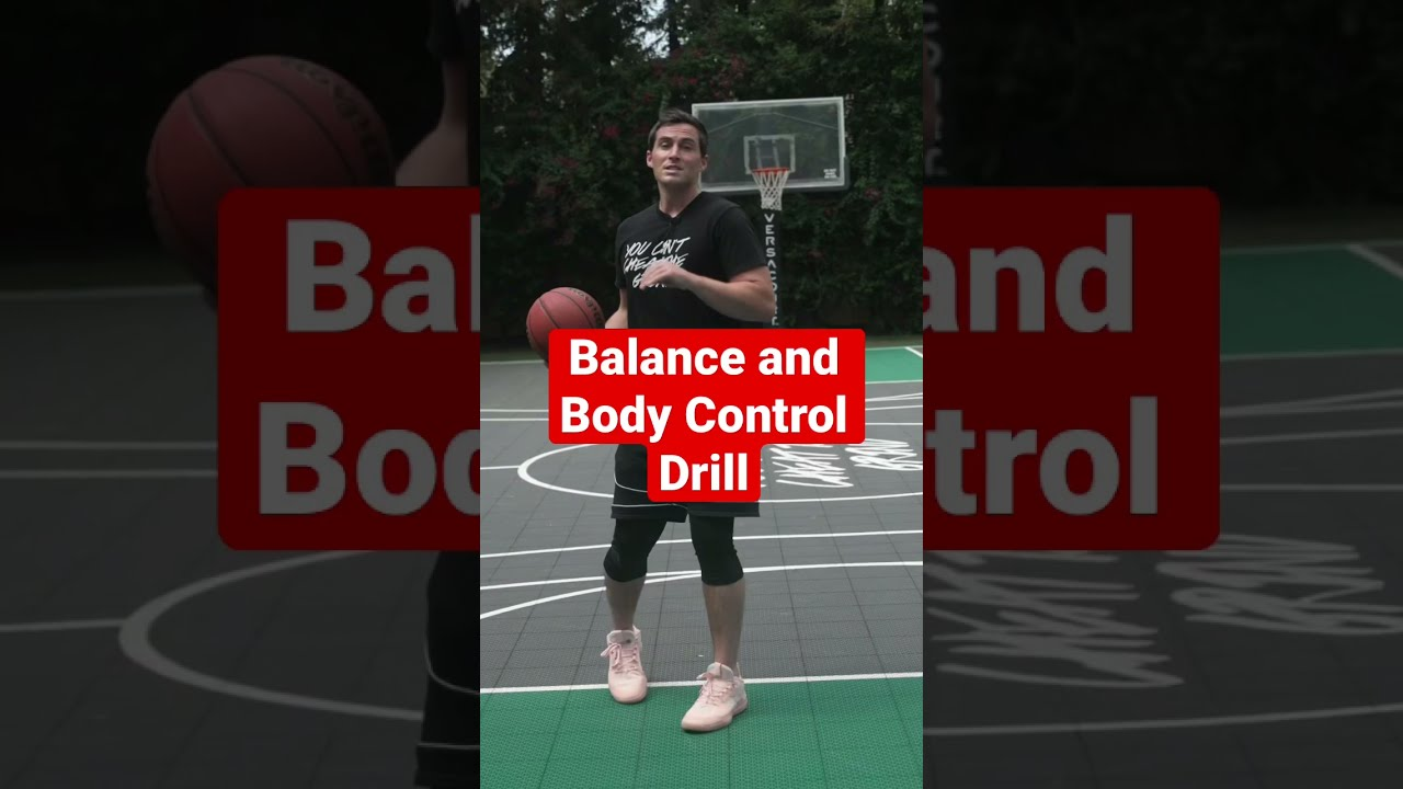 Drill For Better Balance and Body Control #shorts
