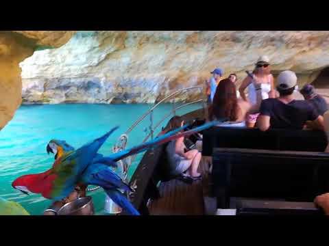 Benagil Caves Boat Tour, Algarve, Portugal | experitour.com