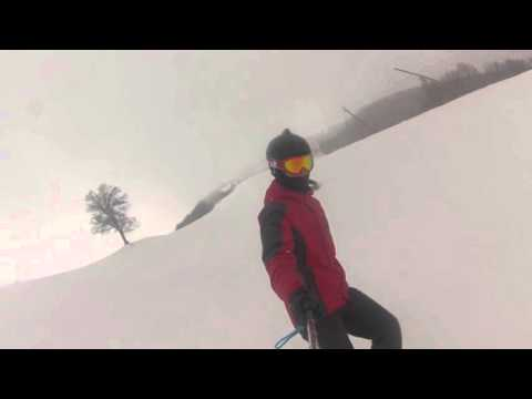 Canazei 2016 | alplinjen | italy skiing