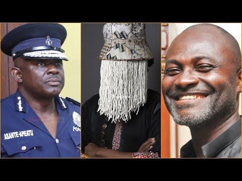 Kennedy Agyapong vindicated after Ghana CID Invites Anas for Questioning..