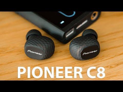 Trên tay tai nghe True Wireless Pioneer C8