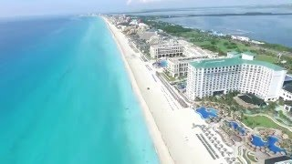 Cancún, Mexico | HD Aerial Footage | DJI Phantom 3 Advanced