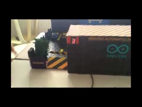 Arduino Automated Two way Parking Lot (Philcst College of Engineering and Architecture)