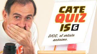 CATEQUIZIS 6 | DIOS, EL ARTISTA ANÓNIMO | Juan Manuel Cotelo