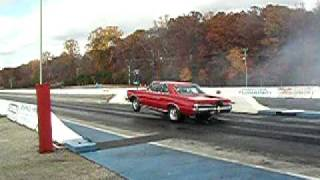 Lil Jack Pumphrey and his 1965 GTO