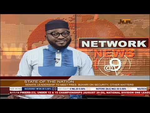 Network News  27th April 2021  NTA
