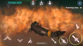 GUNSHIP BATTLE : Red Moon  - Sea King