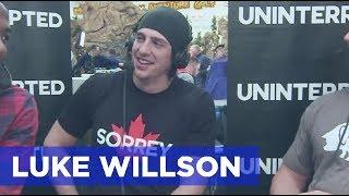 Luke Willson Isn't Actor Luke Wilson