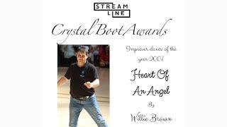 HEART OF AN ANGEL LINE DANCE (WILLIE BROWN) STREAMLINE WEEK 13