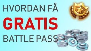 How to get free BattlePass in Fortnite!