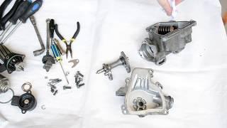 2 - Проверка актуатора сцепления Toyota Corolla