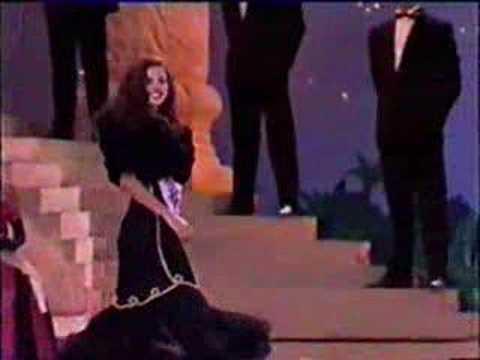 MISS WORLD 1992 - Miss Russia Julia Kourotchkina