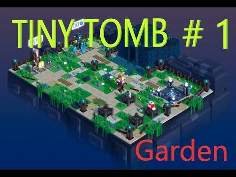 Tiny Tomb: Dungeon Explorer - 1 серия Garden