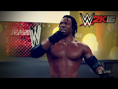 WWE 2K16 Entrances: Booker T