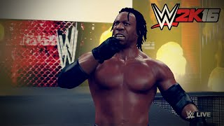 WWE 2K16 Entrances: Booker T