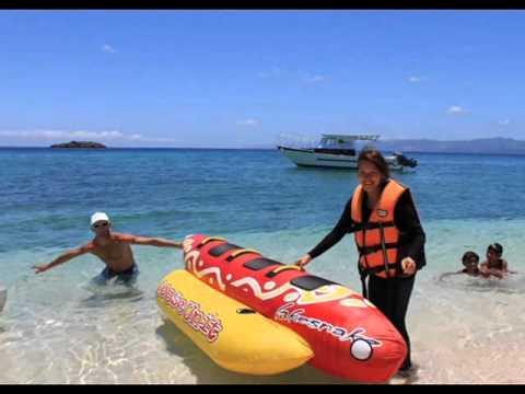Banana Boating: It's More in Cobrador