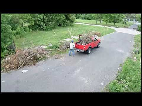 Illegal Dumping Video
