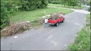 Illegal Dumping Video