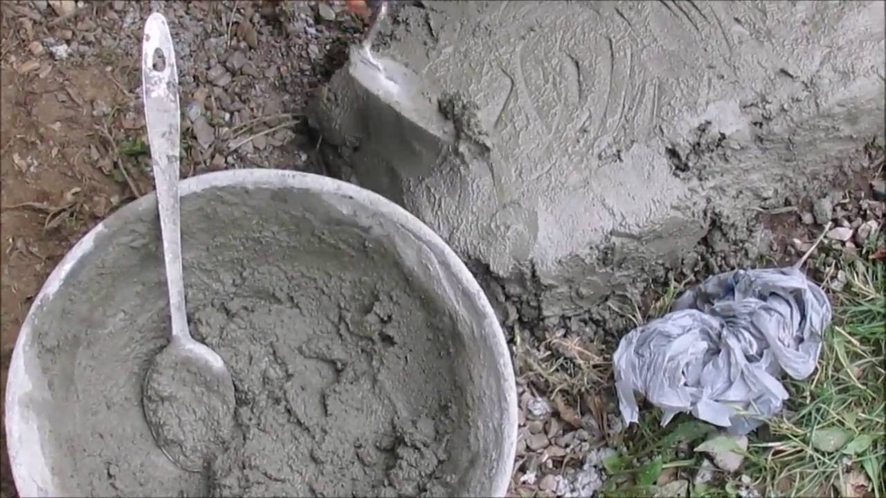 how to make a fake stone step out of concrete diy fake rock - Fake Rock