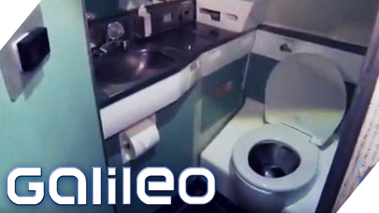 So wohnt es sich in einer Boeing 727 | Galileo Lunch Break