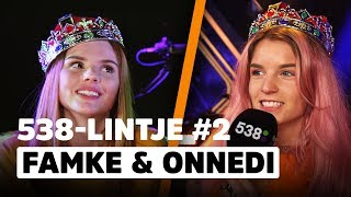 538-lintje voor Famke Louise & OnneDi! | 538Lintjesregen #2