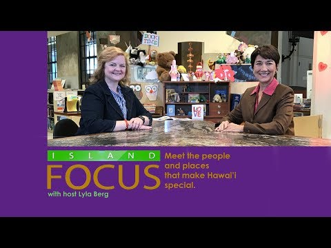 Island Focus - Episode 1, Hawai'i State Library (Part 1)