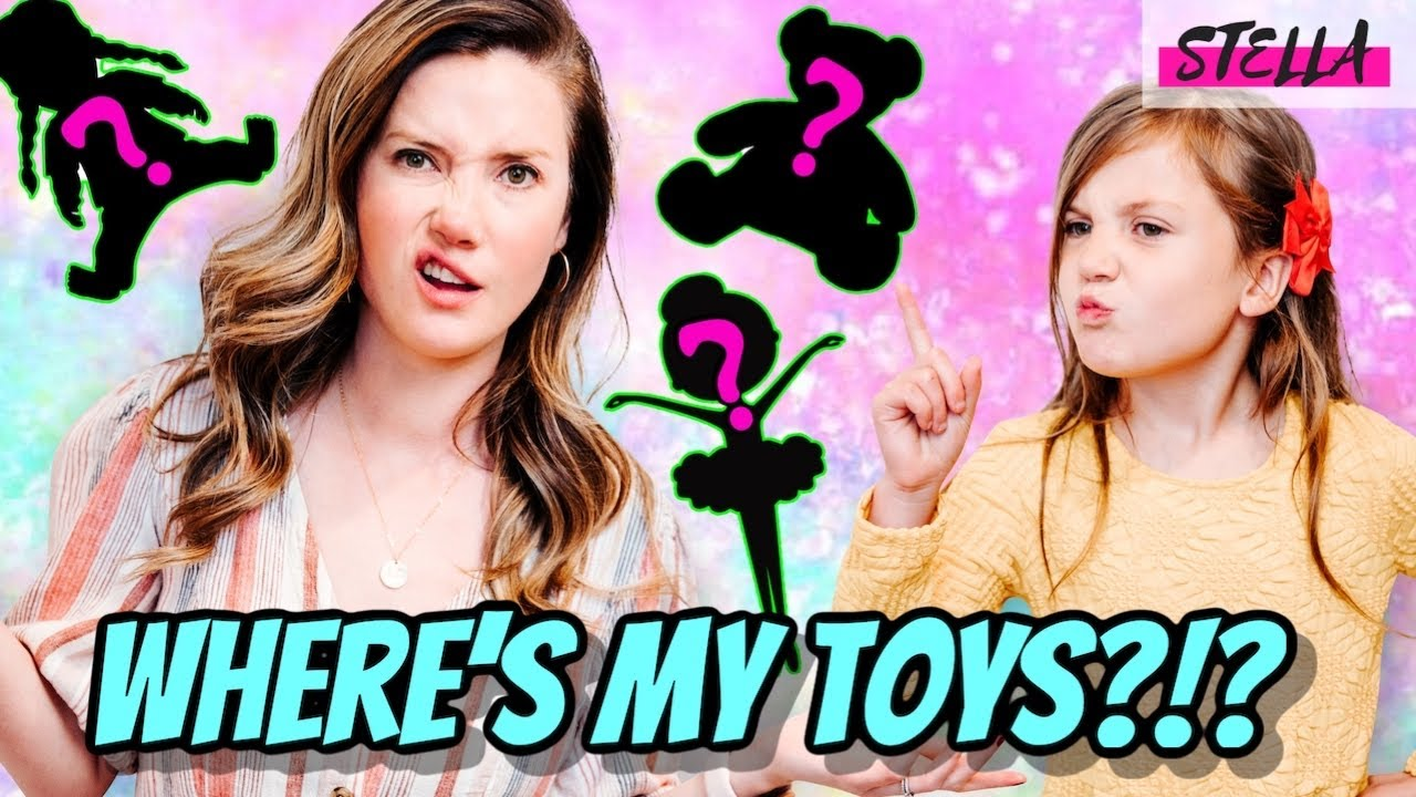 My Mom Lost my TOYS!!! 🤯😡😬